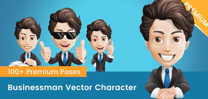 Businessman Vector Images