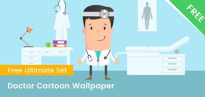 Doctor Cartoon Wallpaper
