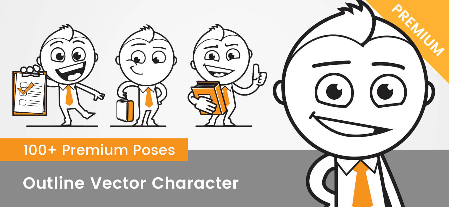 Outline Character