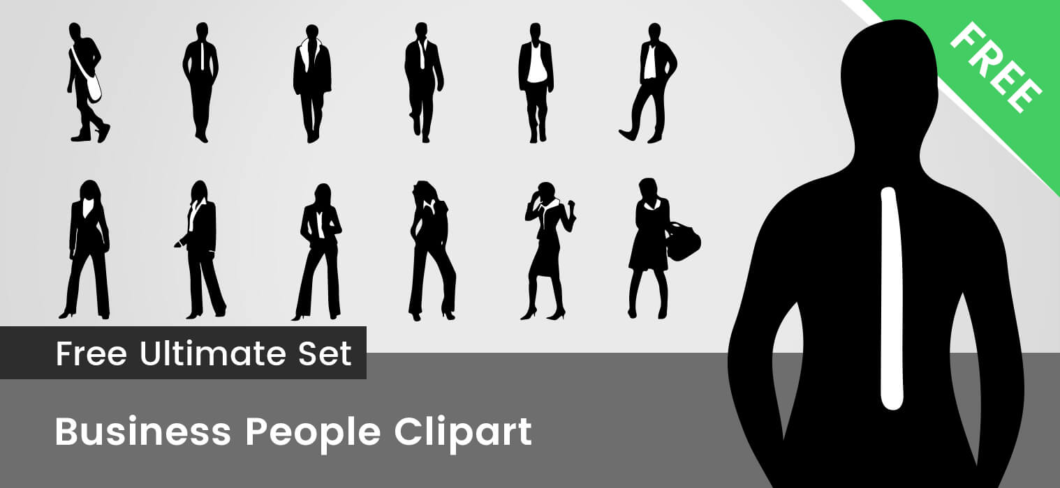 Business People Clipart