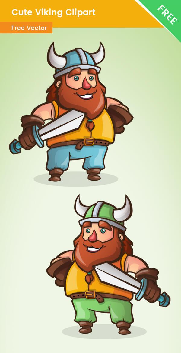 free viking clipart