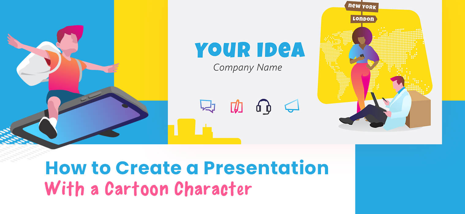 How to Create an Effective Presentation with a Character or a Mascot