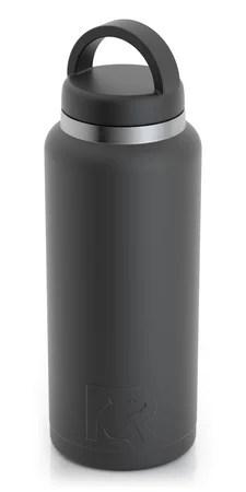 36oz bottle black matte