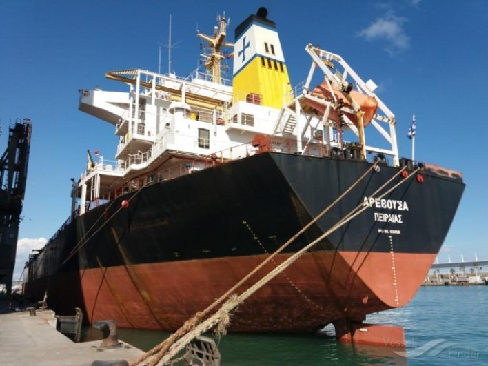 Diana Shipping signs time charter contract for mv Arethusa with Glencore - VesselFinder