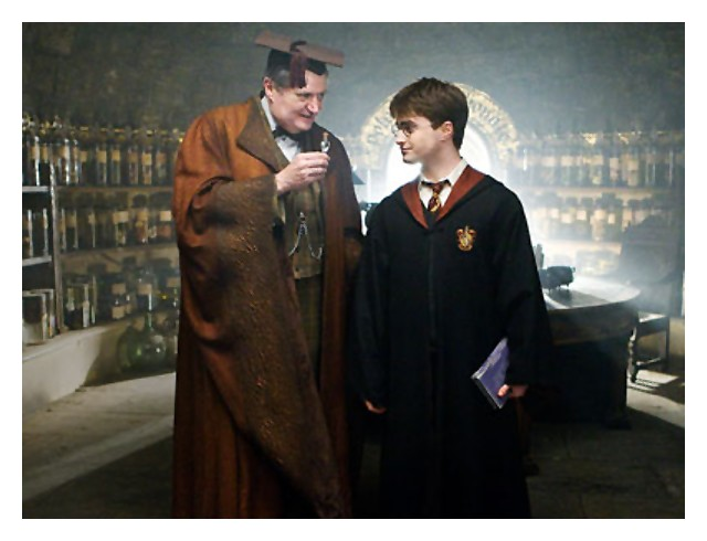 Ny Harry Potter