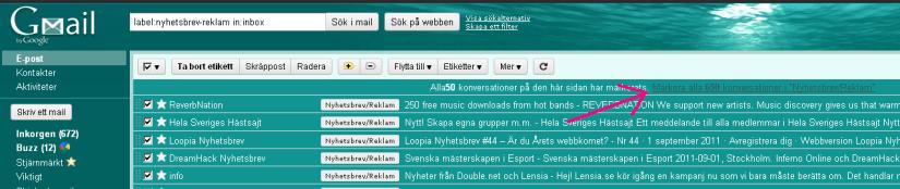 Gmail – Markera alla… jag menar ALLA!