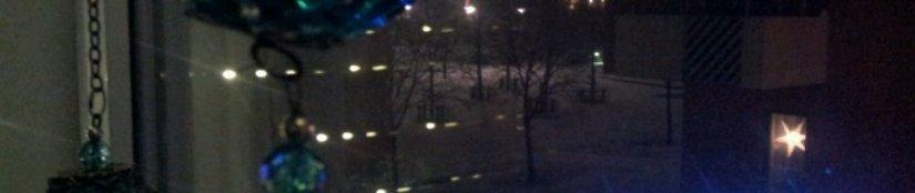 Snö igen
