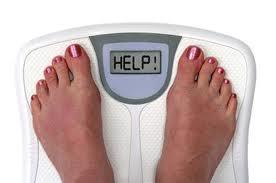 Det är inget kul att gå ner i vikt