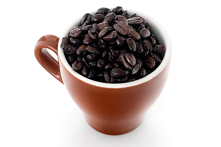 Inget kaffe