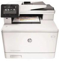 HP LaserJet Pro M477fnw Farb Laser All-in-One Drucker ...