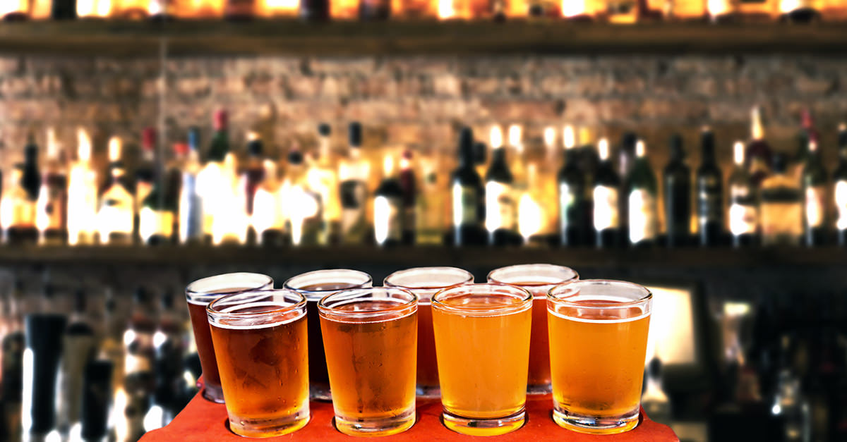 How To Tell The Craft Beer Bar Youre In Isnt Really A