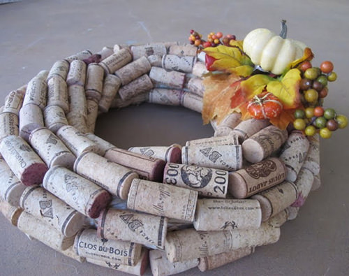 9 Creative Ways To Repurpose Your Wine Corks This Fall