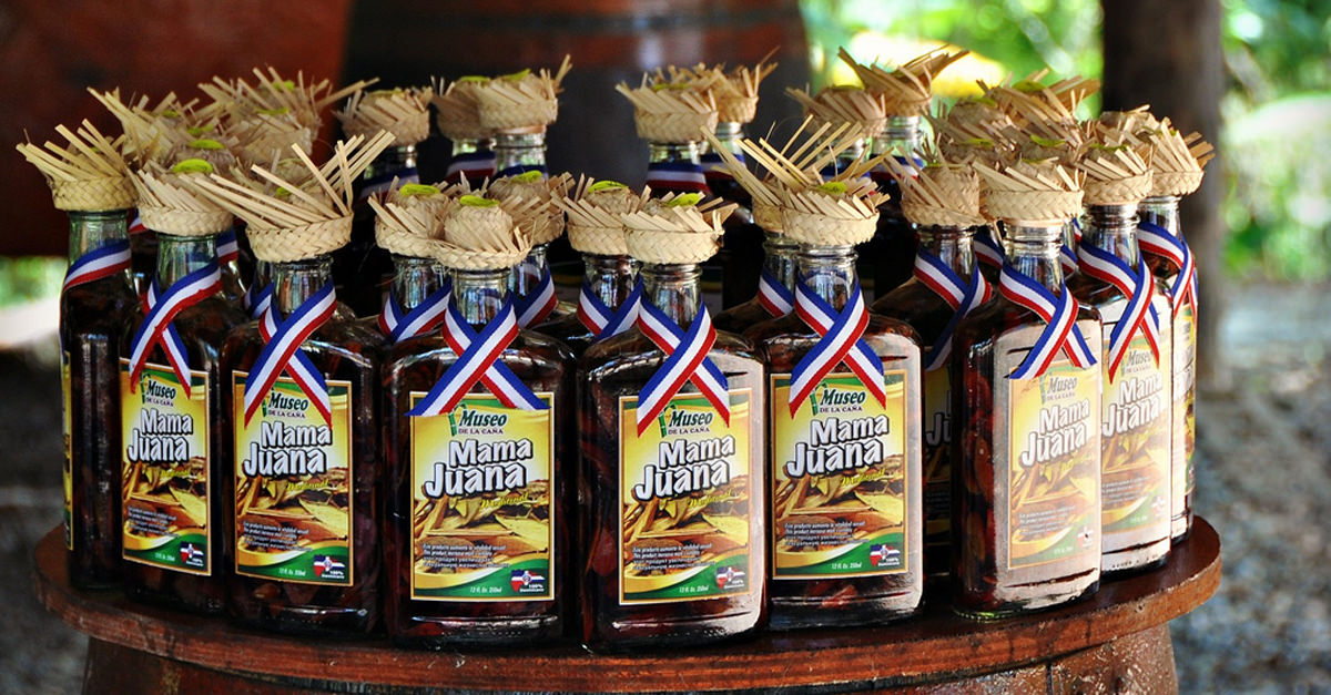 What The Heck Is The Dominican Drink Mama Juana  VinePair