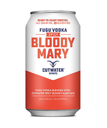 Cutwater Spirits Spicy Bloody Mary Is One of the Best Canned Cocktails for Summer 2020