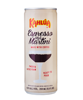 Kahlúa Espresso Style Martini Is One of the Best Canned Cocktails for Summer 2020