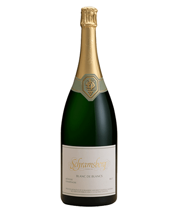 Schramsberg Blanc de Blancs is one of the 12 best wines from Wine.com