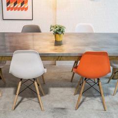Zinc Kitchen Table Free Standing Larder Cupboards Top Dining Zinctopdiningtable Jpg