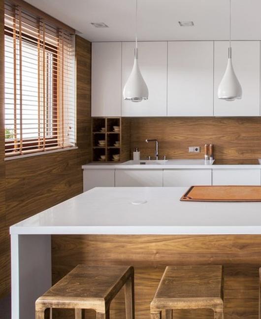 idee creative per il muro della cucina. Piastrelle Per Cucina Alternative Innovative Alla Classica Ceramica Virag