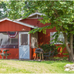 Rocking Chair Resort Mountain Home Arkansas Desk Ball Seat Resorts At Norfork Lake - Explore The Ozarks