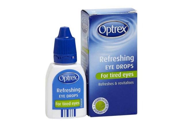 Optrex Refreshing Eye Drops | Vision Direct UK