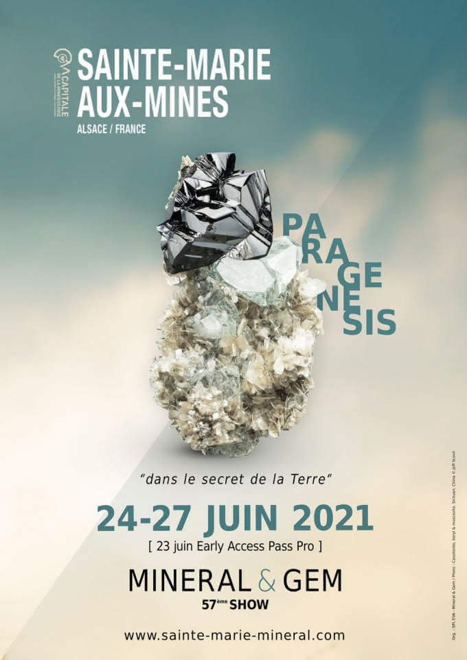 Minéraux Sainte Marie Aux Mines : minéraux, sainte, marie, mines, International, Mineral, Sainte-Marie-aux-Mines, Sainte, Marie, Mines, Visit, Alsace