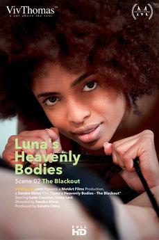 Cover: Luna's Heavenly Bodies Episode 2 - The Blackout (Liona Levi, Luna Corazon) - Viv Thomas