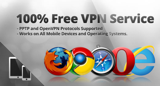 Hosted vpn