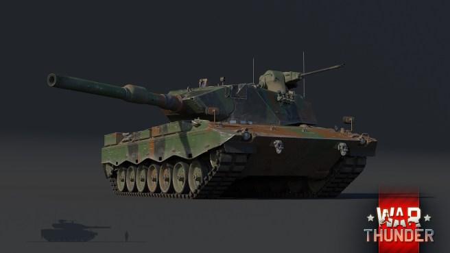 Leopard 2K