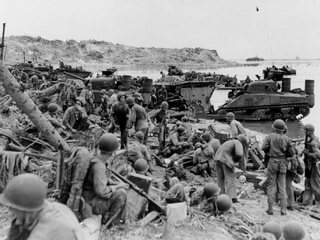 Historical] The Taking Back of Guam - News - War Thunder