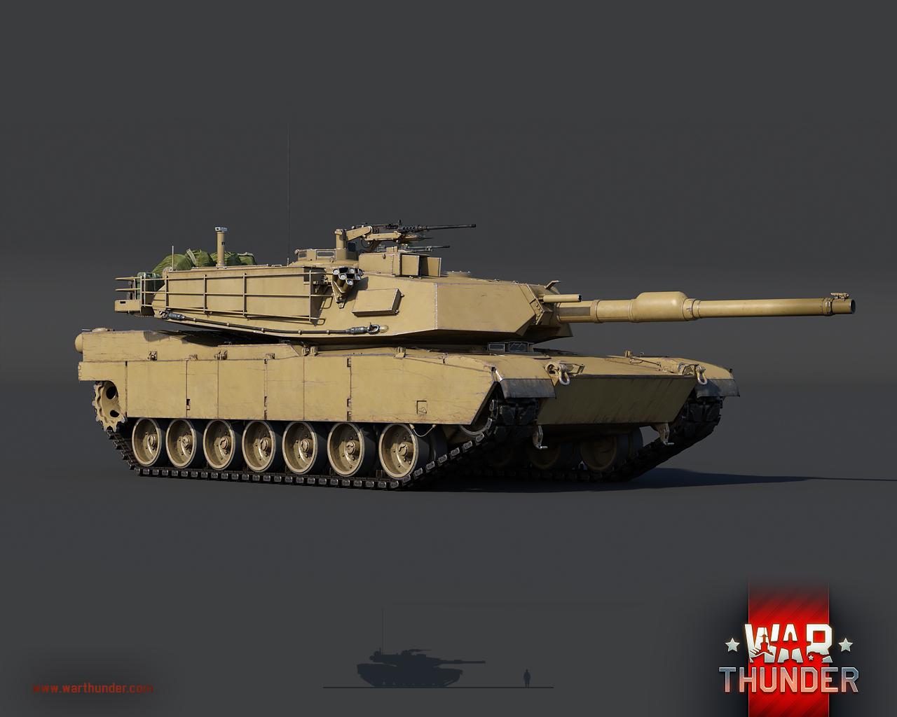 [Development] M1A1 Abrams: Leaping Forward - News - War Thunder