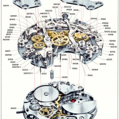 Watch Movement Diagram Toyota Wiring Abbreviations Vintage Eye For The Modern Guy Tag Heuer Monaco Calibre 11 Caliber