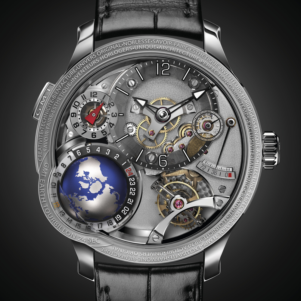 Three Highly Complex Timepieces From Greubel Forsey