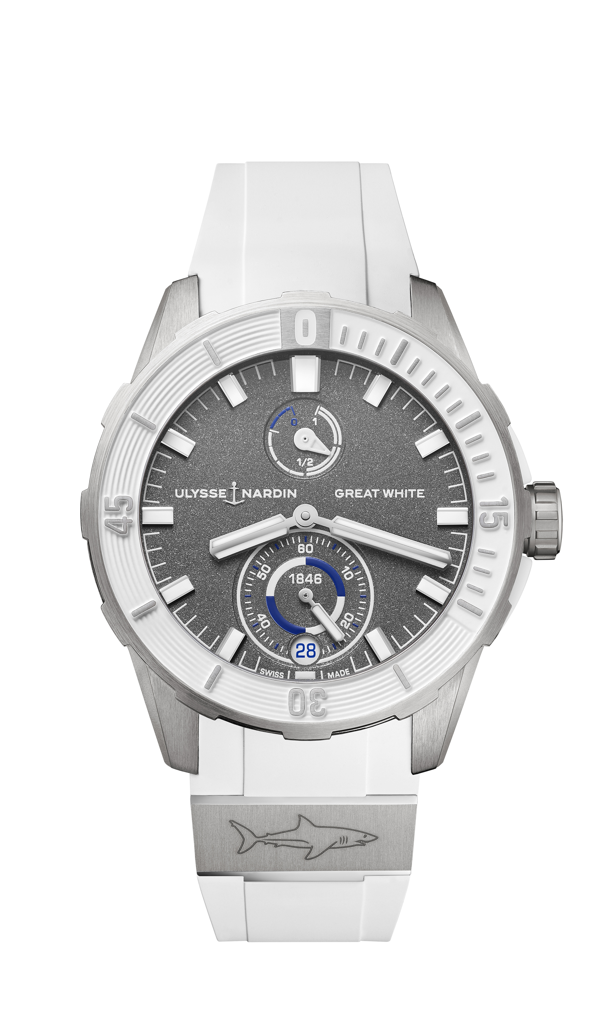 Ulysse Nardin Officially Launches its GPHG-Nominated Dive Watch | WatchTime - USA's No.1 Watch Magazine