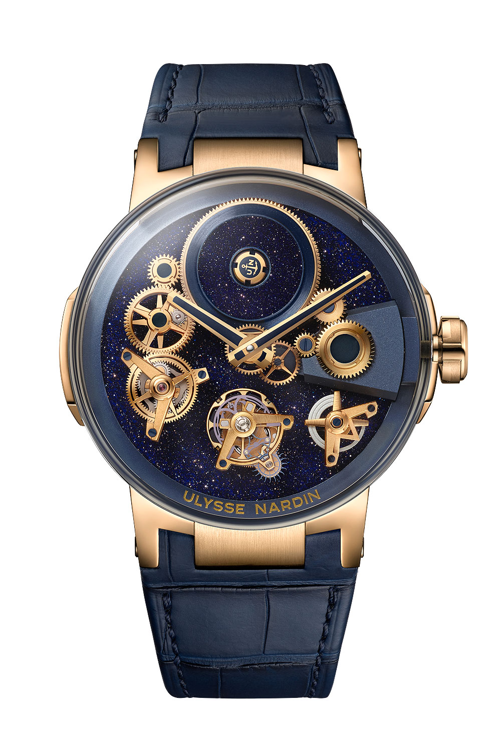 Four Wheels: Ulysse Nardin Unveils New Executive Free Wheel Limited Editions | WatchTime - USA's No.1 Watch Magazine