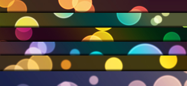 10 Colorful Backgrounds