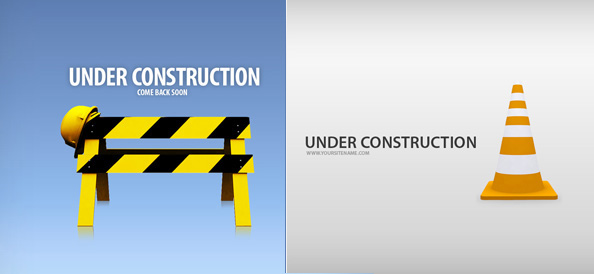 4 Under Construction Wallpapers