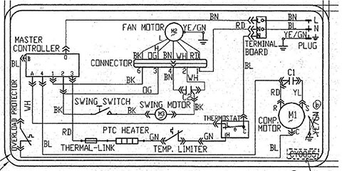 Samsung Mini Split Wiring Diagram. Mini. Auto Wiring Diagram