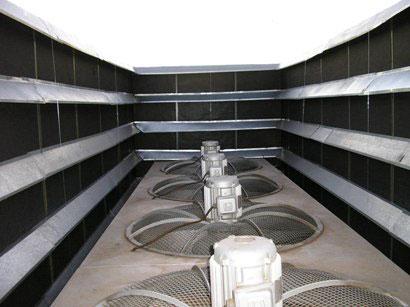 Barreira Acústica para Condensadoras