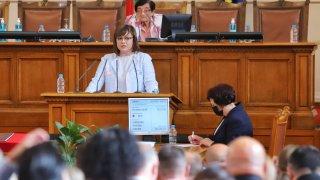 Председателят на БСП очертава приоритетите на партията