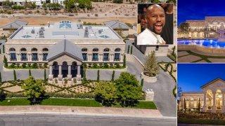 Ето какво можете да купите за 10 милиона долара в пустинята в Лас Вегас ...