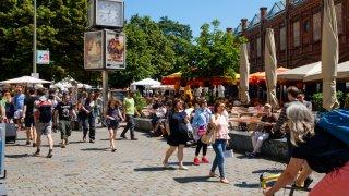 Какво се случва с отдаването под наем в една от най -гъсто населените столици на Европа