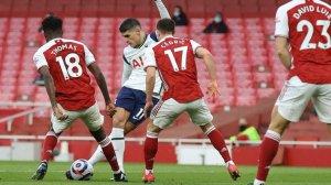 Голът на Тотнъм срещу Арсенал стана гол номер 1 за сезона в Англия (видео)