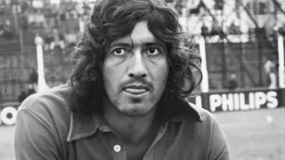 Maradona declared him better than himself, Pele was afraid of being overshadowed, but was killed for a rusty wheel