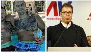 Сръбска приказка: футбол, наркотици, отсечени глави и услуги на президента