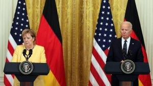 Споразумение за Северен поток 2: предаде ли Украйна Меркел и Байден