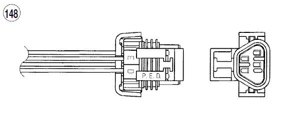 Sonde lambda pour OPEL INSIGNIA Break 2.0 Turbo 4x4 250CV