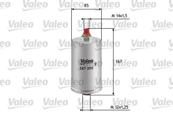 Filtre à carburant pour MERCEDES-BENZ CLASSE S (140