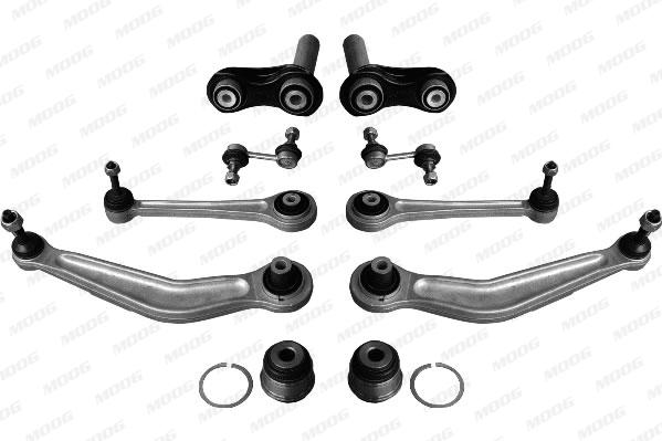 Kit de réparation, suspension de roue pour BMW SERIE 5