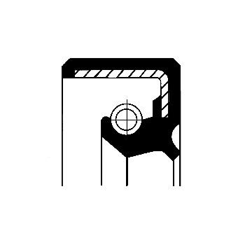 bague d'étanchéité système S.P.I., pompe d'injection pour