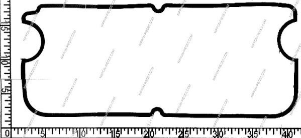 Joint de cache culbuteurs pour SUZUKI SAMURAI (SJ) 1.3